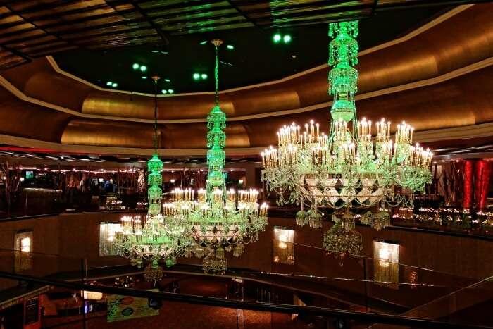 Dining and restaurants in Treasury casino Brisbane