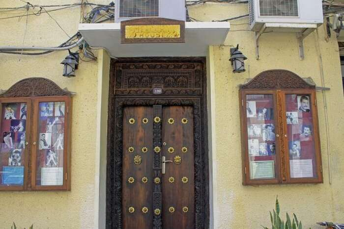 Explore The Birthplace Of Freddie Mercury
