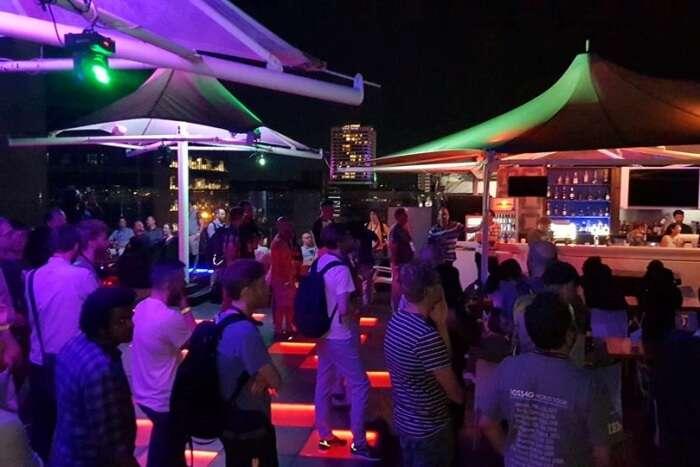 High Spirit Lounge Bar