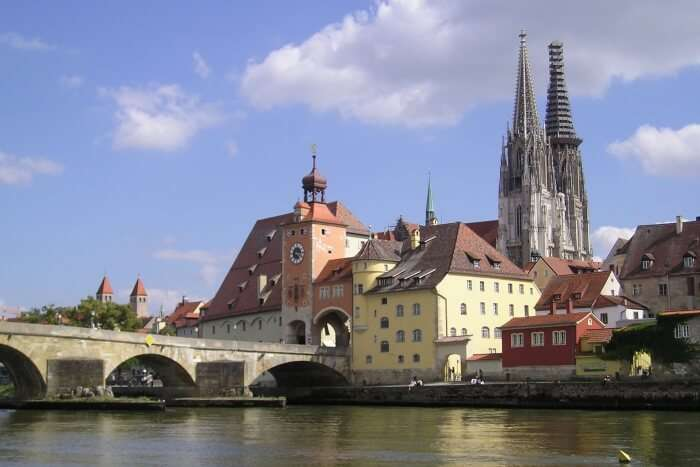 Regensburg-Castle