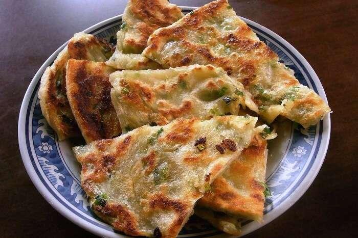 Tianjing Chong Zhua Pancake