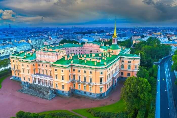 Castles In Russia
