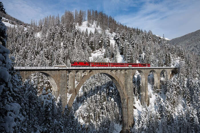 Guide To Switzerland In March