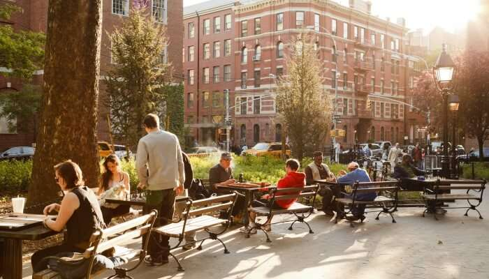 things to do in the Greenwich Village