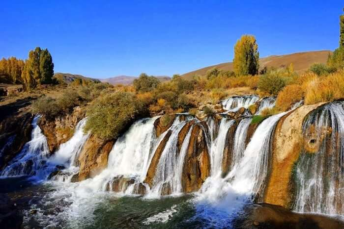 Beautiful Waterfalls of Turkey