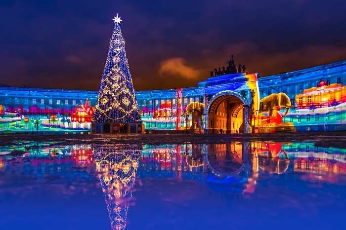 Christmas In Saint Petersburg A Joyous Affair In 2019
