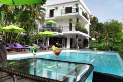4 Star Hotels in Cambodia