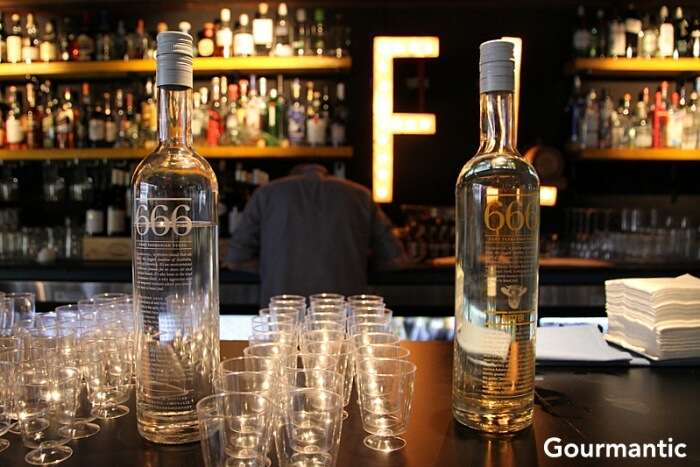 666 Vodka