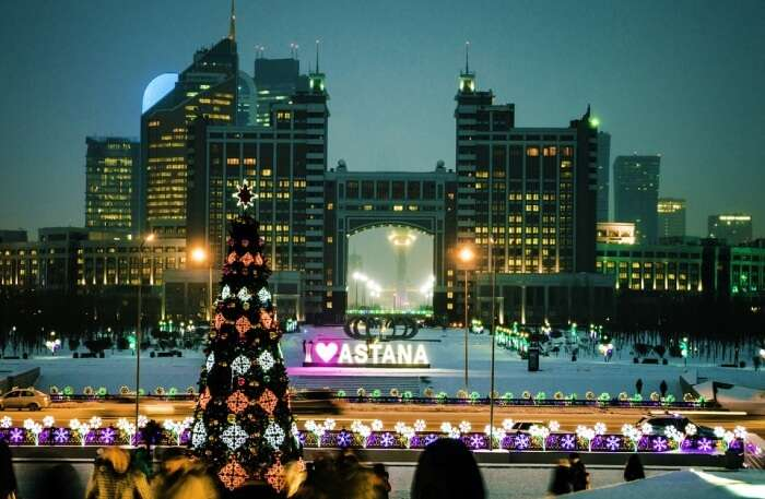 Floor 2 Christmas 2021 Guide Christmas In Kazakhstan 2021 What All You Need To Know