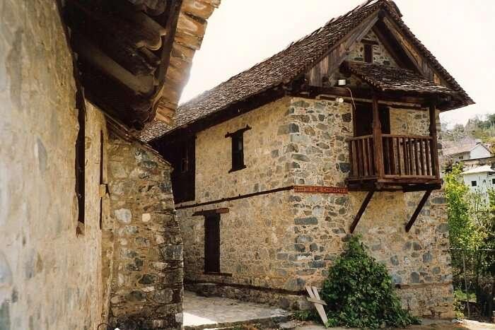 Agios Ioannis Lampadistis Monastery