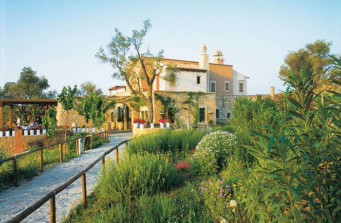 Agreco Farm in Greece