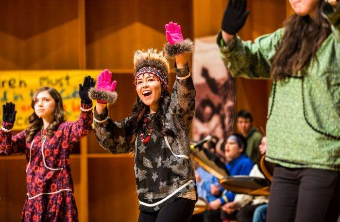 Alaska Festival of Native Arts