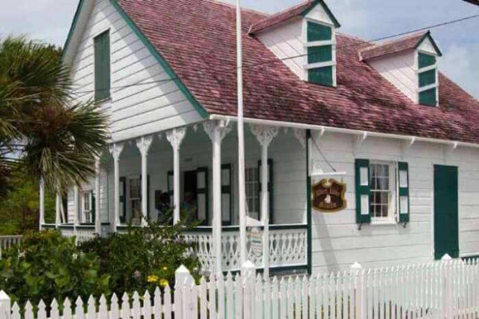 Albert Lowe Museum in Bahamas