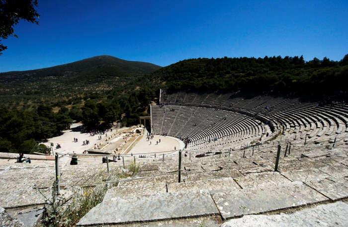 Athens to Mycenae
