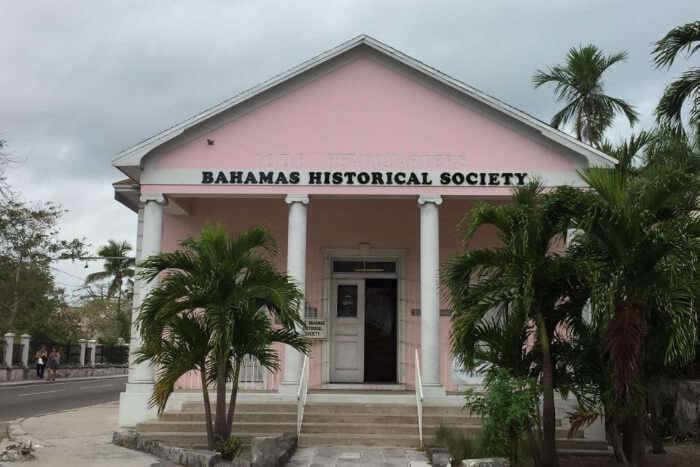 Bahamas Historical Society Museum