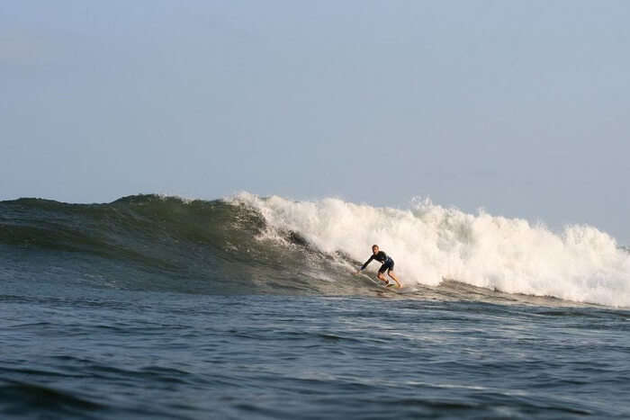 Best Time To Do Surfing In Ghana