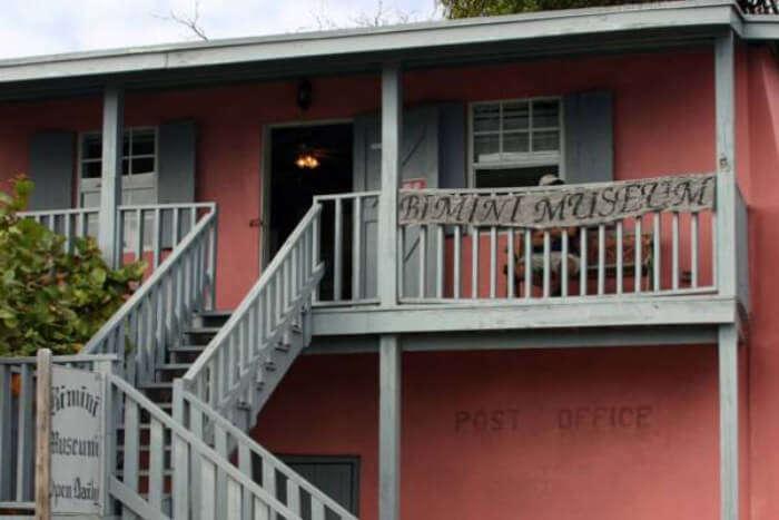 Bimini Museum In Bahamas