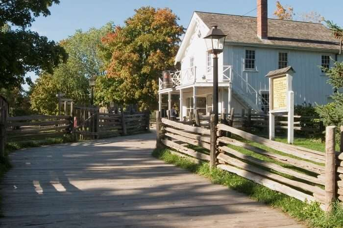 Black Creek Pioneer Village, Ontario