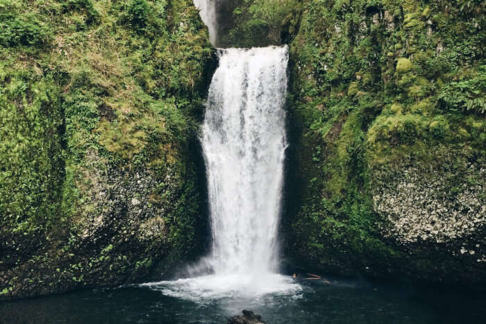 Black Hole of Calcutta Falls Trailhead