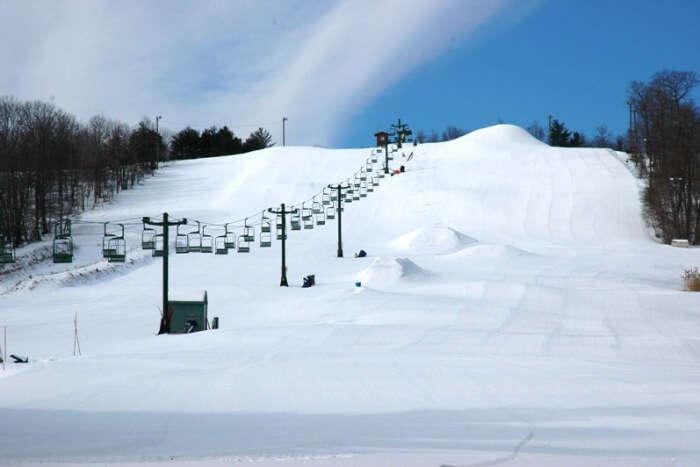 Campgaw Mountain Ski Area