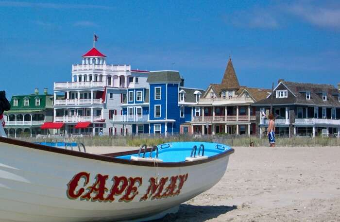 Cape May In Summer