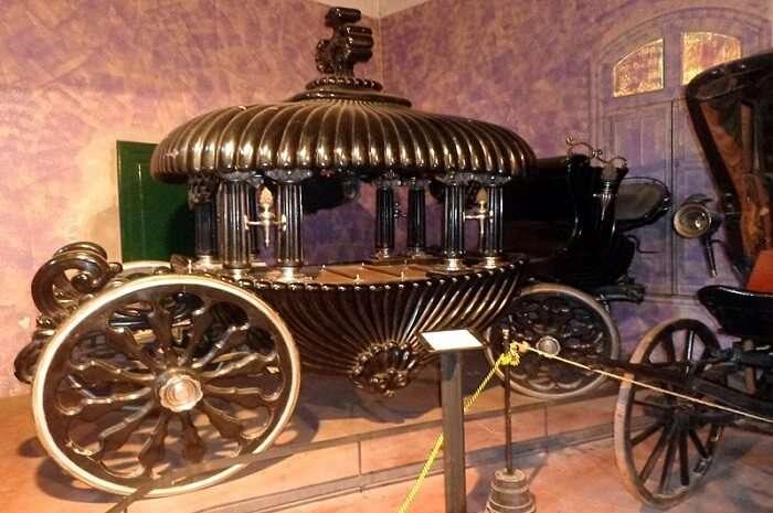 Carriage Museum of Seville (Museo de Carruajes)