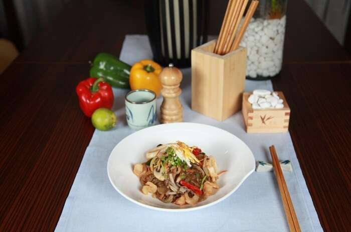 Food Noodles Asian Filipino Cuisine Stirfry