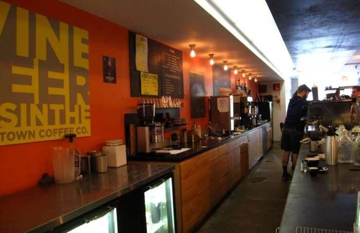Chinatown Coffee Co