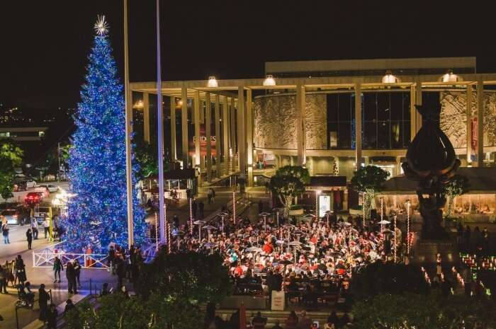 Popup Hotel Christmas Week 2021 California Christmas In Los Angeles 2021 A Guide For Every Christmas Lover