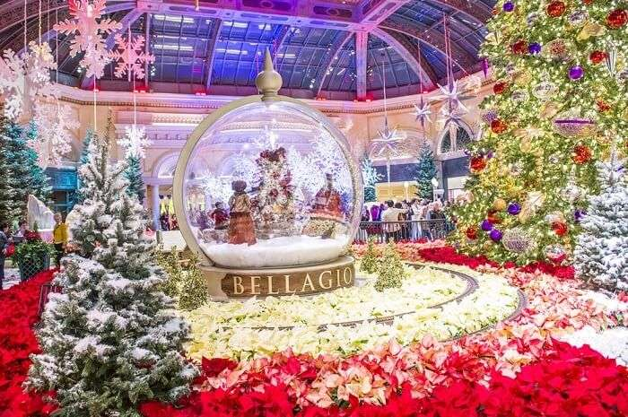 Bellagio At Christmas Time 2020 Christmas In Las Vegas 2020: 12 Best Things To Do Here! (+Events)