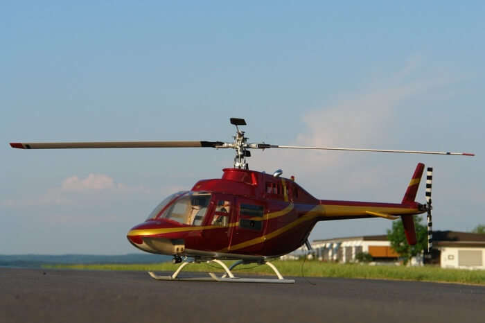 City Private Helicopter Tour