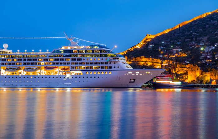 Cover Mediterranean Cruises