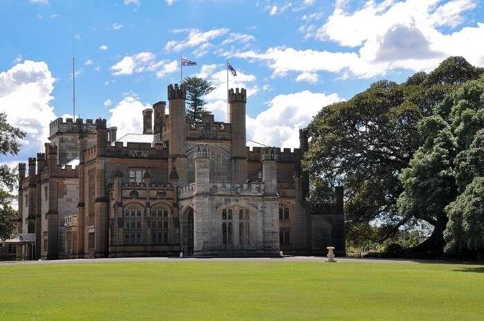 Sydney Castles