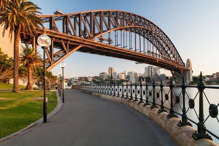 Amazing Sydney Harbour Bridge