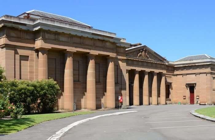 Darlinghurst Gaol In Sydney