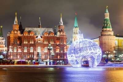 Best Christmas In Moscow