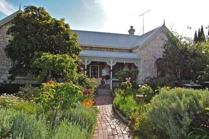East Cliff Cottage Sorrento