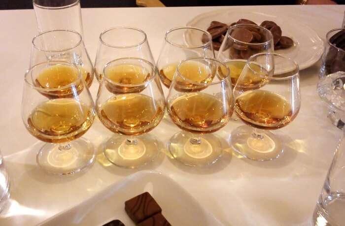 Enjoy the John Watling's Distillery