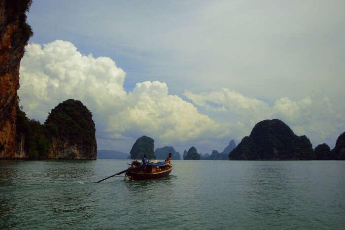 Explore Phang Nga Bay