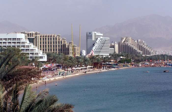 Explore the waters at Eilat