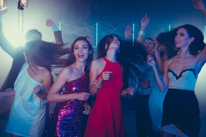 fancy nightclub