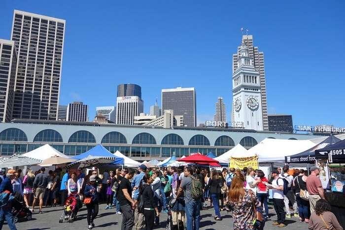 Ferry Building Market