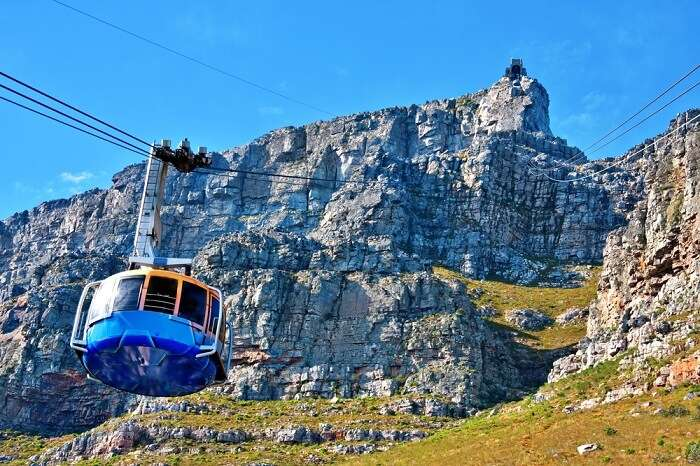 Free Things To Do In Cape Town (Cover)