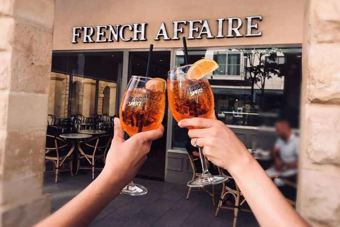 French Affaire in Malta
