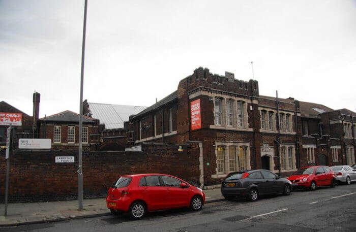Frontline Church Liverpool