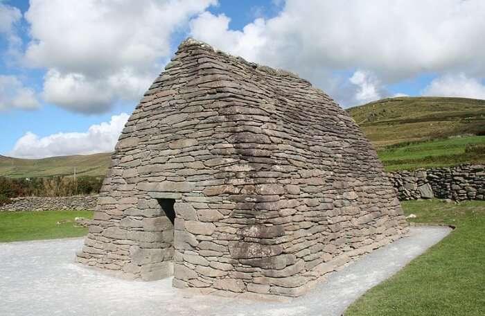 Gallarus Oratory Near Dingle