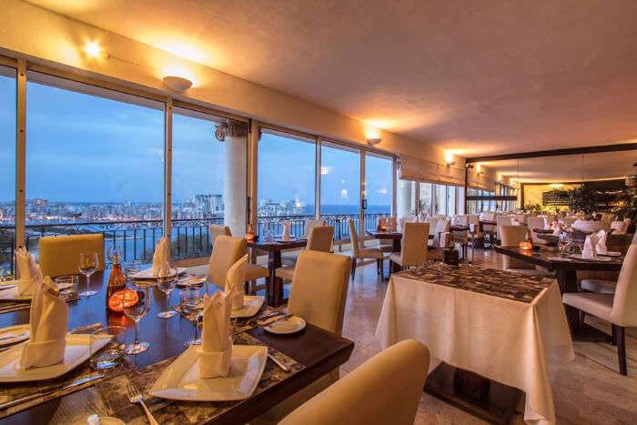 Giannini Restaurant in Malta