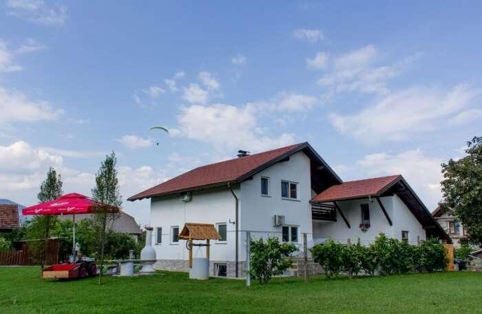 Hanzi Holiday Villa in Slovenia