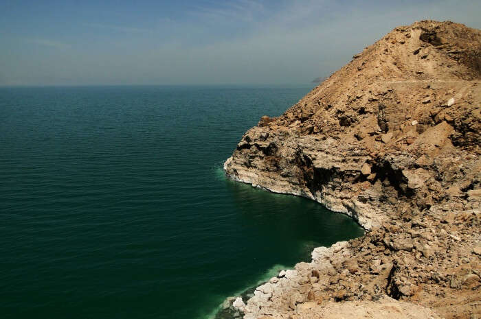 Have a Satisfying Lunch Near Dead Sea