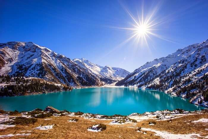 Winter In Kazakhstan For A Thrilling Holiday Experience